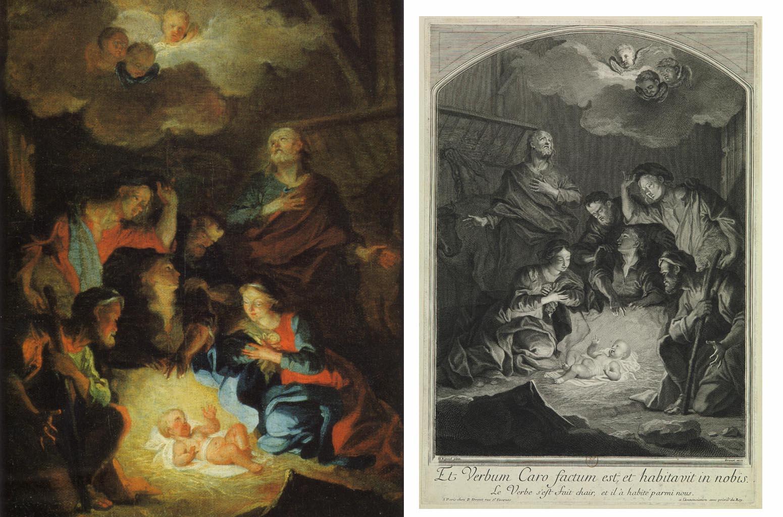 Rigaud Et La Peinture D Histoire