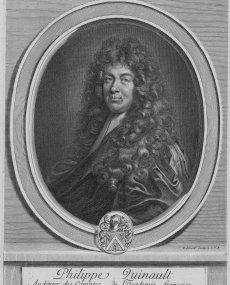 1687 (v.) - Philippe Quinault (gr. Edelinck 1696)