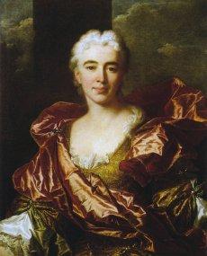 1710 - Portrait de femme (25-6-1991)