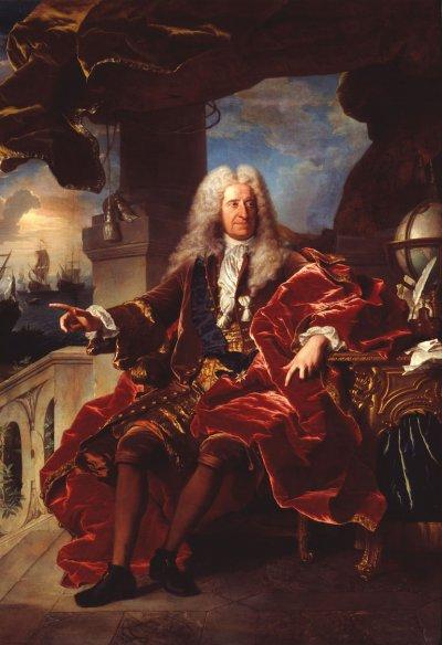 1726 - Samuel Bernard (Versailles)