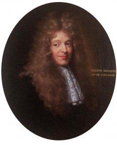 1681 - marquis de Coulange (Vitré)